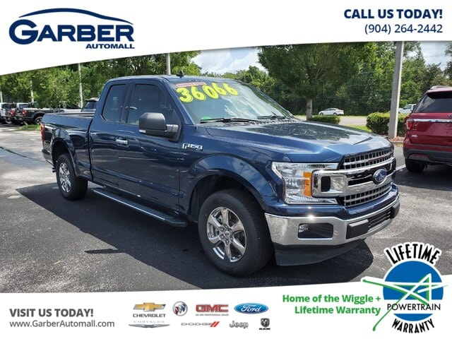 2019 Ford F-150 XLT, 302A, Tow Package, NAV Truck