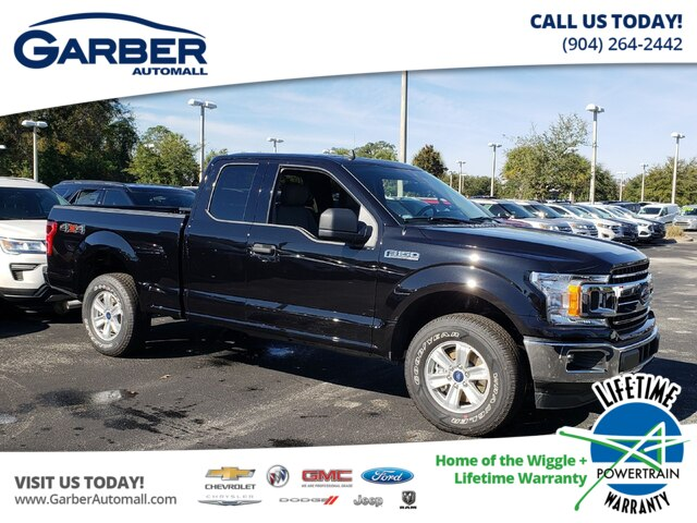 2019 Ford F-150 XLT Supercab 4WD Truck
