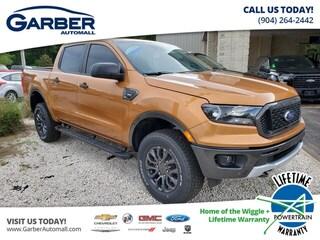 2019 Ford Ranger XLT, Sport Package, FX4 Truck