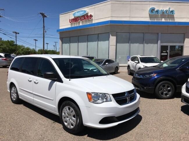 2015 Dodge Grand Caravan AVP/SE Van