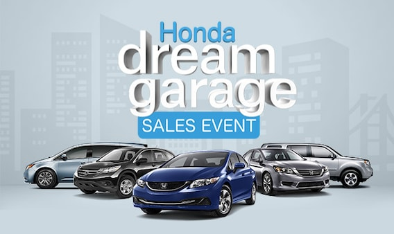 Honda Dealership Albuquerque >> The Honda Dream Garage Sales Event Garcia Honda Albuquerque