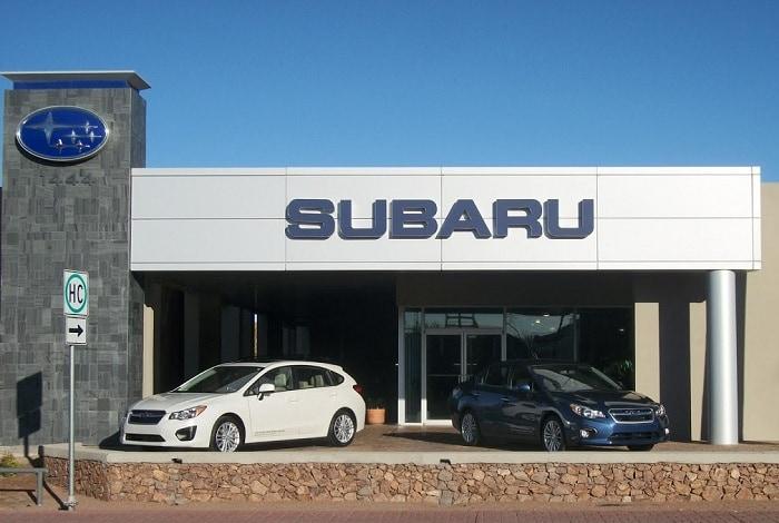 Garcia Subaru El Paso