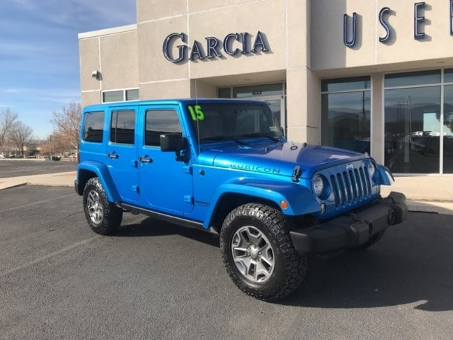 Used Jeep Wrangler Unlimited for Sale in Albuquerque, NM