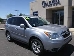 Used 2016 Subaru Forester 2.5i Limited SUV for sale in Albuquerque, NM