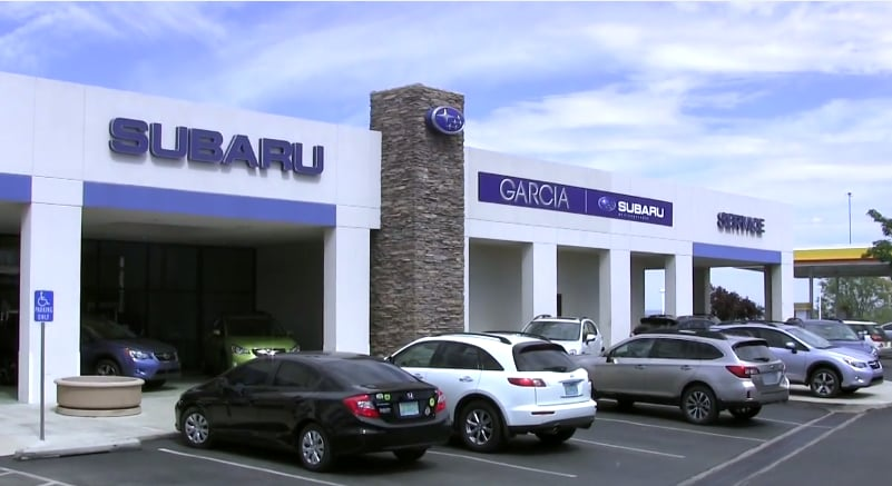 Garcia Subaru Albuquerque Dealer