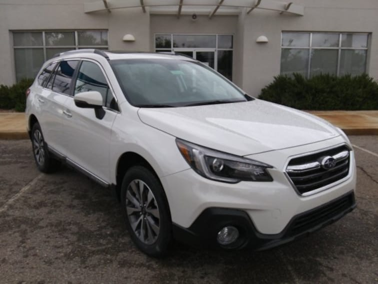 New 2019 Subaru Outback 3.6R Touring SUV for sale in Albuquerque, NM at Garcia Subaru North