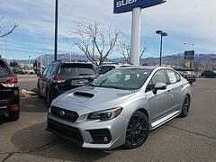 2019 Subaru WRX Limited Sedan for sale in Albuquerque, NM at Garcia Subaru East
