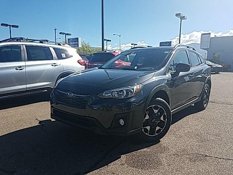 New 2019 Subaru Crosstrek 2.0i Premium SUV for sale in Albuquerque, NM at Garcia Subaru East