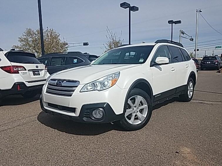 2013 Subaru Outback 2.5i Premium SUV for sale in Albuquerque, NM at Garcia Subaru East