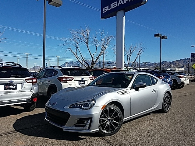2019 Subaru BRZ Limited Coupe