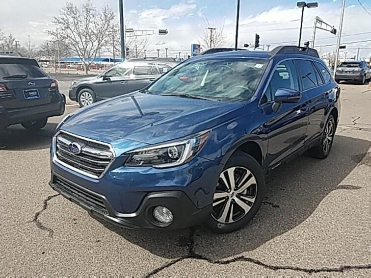 New 2019 Subaru Outback 2.5i Limited SUV for sale in Albuquerque, NM at Garcia Subaru East