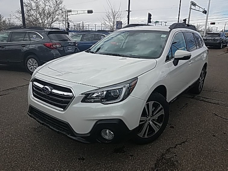 New 2019 Subaru Outback 2.5i Limited SUV for sale in Albuquerque, NM at Garcia Subaru East