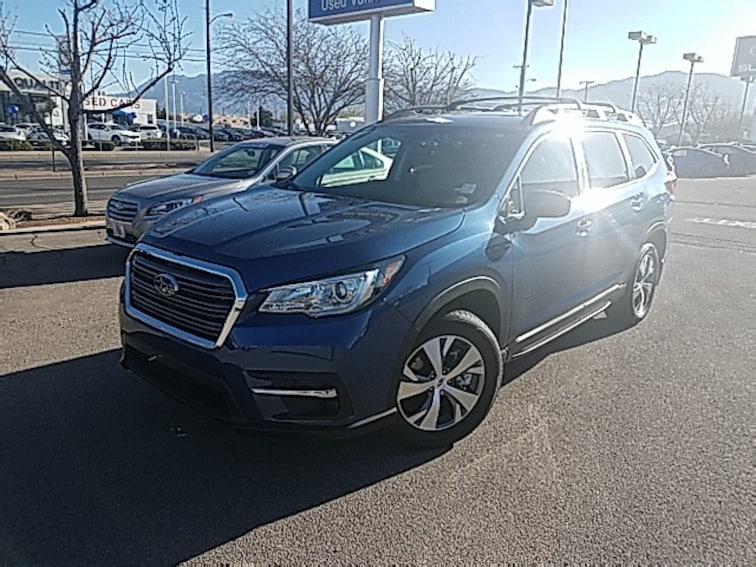 2019 Subaru Ascent Premium SUV for sale in Albuquerque, NM at Garcia Subaru East
