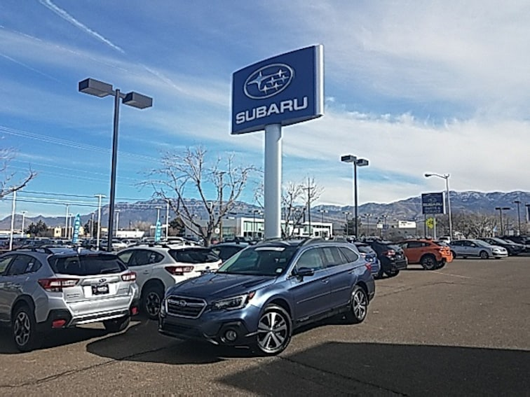 2018 Subaru Outback 2.5i Limited SUV for sale in Albuquerque, NM at Garcia Subaru East