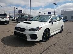 2019 Subaru WRX STI Sedan for sale in Albuquerque, NM at Garcia Subaru East