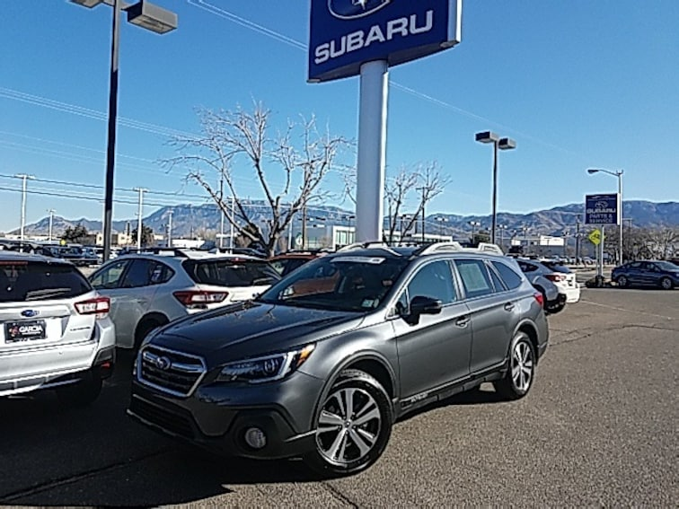 2019 Subaru Outback 2.5i SUV for sale in Albuquerque, NM at Garcia Subaru East