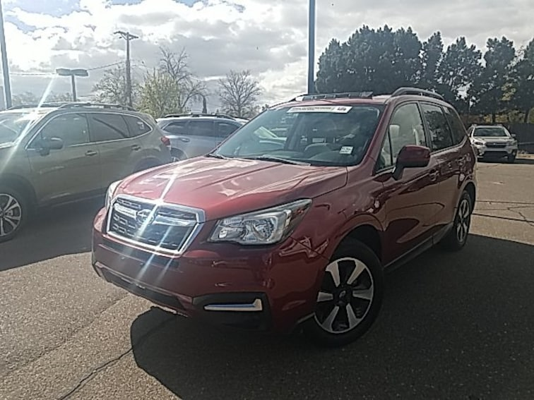 2017 Subaru Forester 2.5i Premium SUV for sale in Albuquerque, NM at Garcia Subaru East