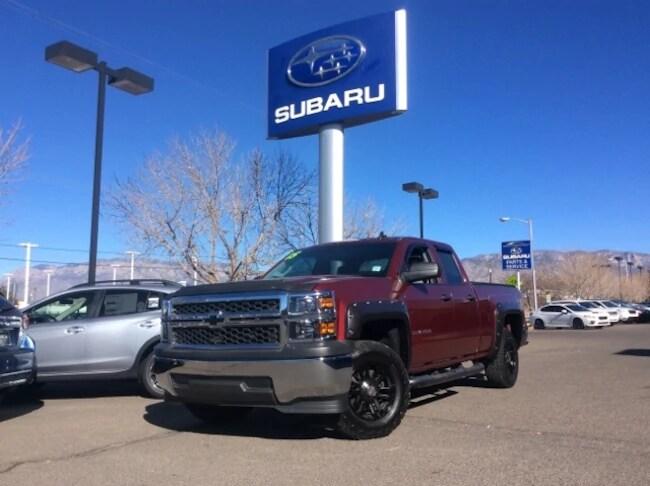 Used Chevy Silverado 1500 for Sale in Albuquerque, NM