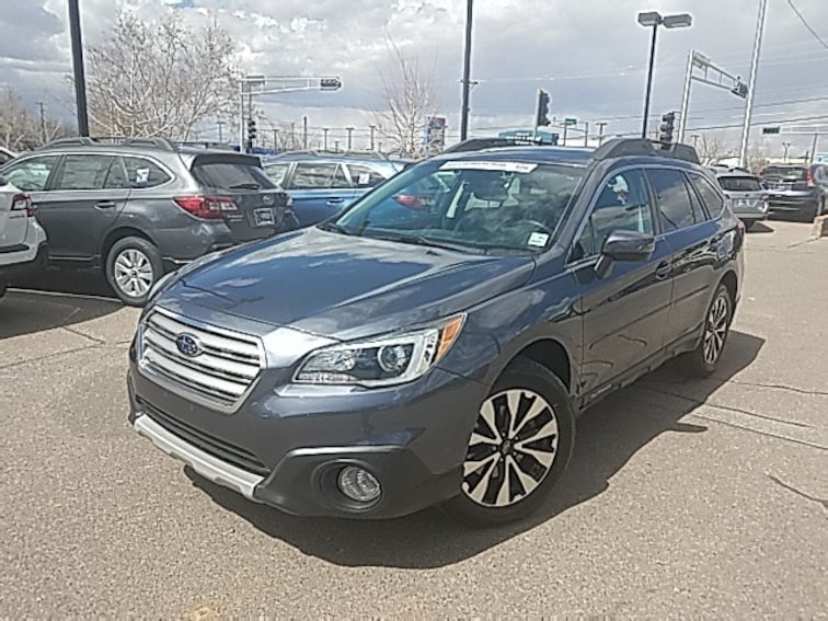 2017 Subaru Outback 3.6R Limited SUV for sale in Albuquerque, NM at Garcia Subaru East