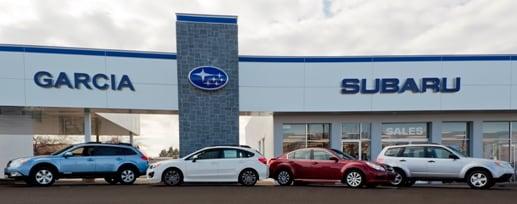 About Garcia Subaru In Albuquerque New Mexico Subaru Dealer