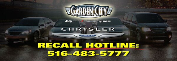 Chrysler Recalls in New York
