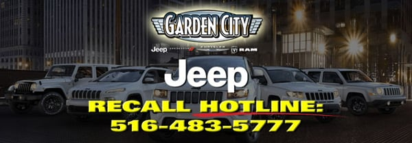 jeep recalls in new york, queens and long island