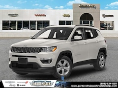 New 2019 Jeep Compass LATITUDE 4X4 Sport Utility for sale in Long Island