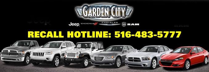 jeep chrysler dodge ram recall guide - Garden City Jeep
