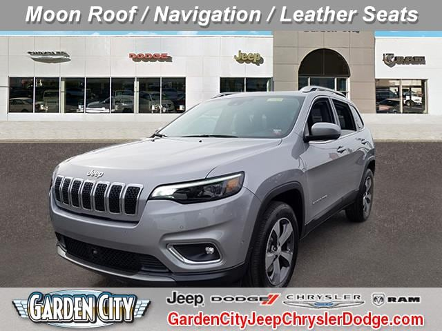 2019 Jeep Cherokee Limited Limited 4x4 for sale near Wantagh