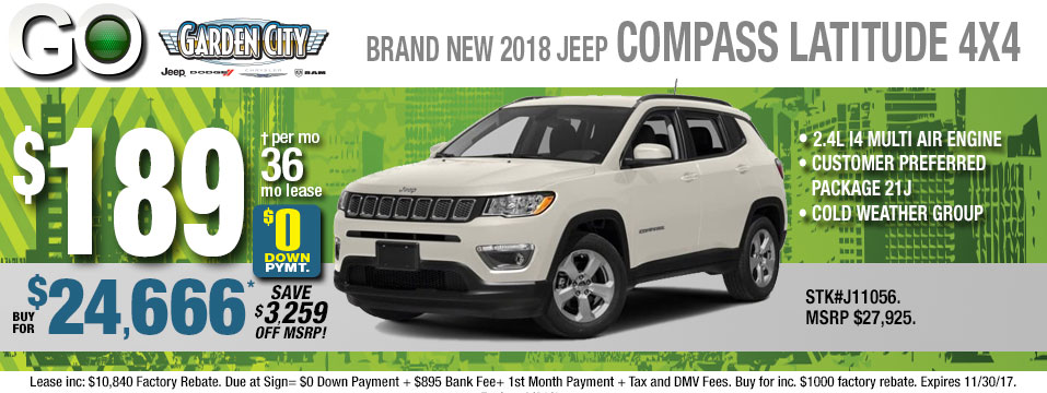 Garden City Jeep Chrysler Dodge Vehicles For Sale In Hempstead Long Island Ny 11550