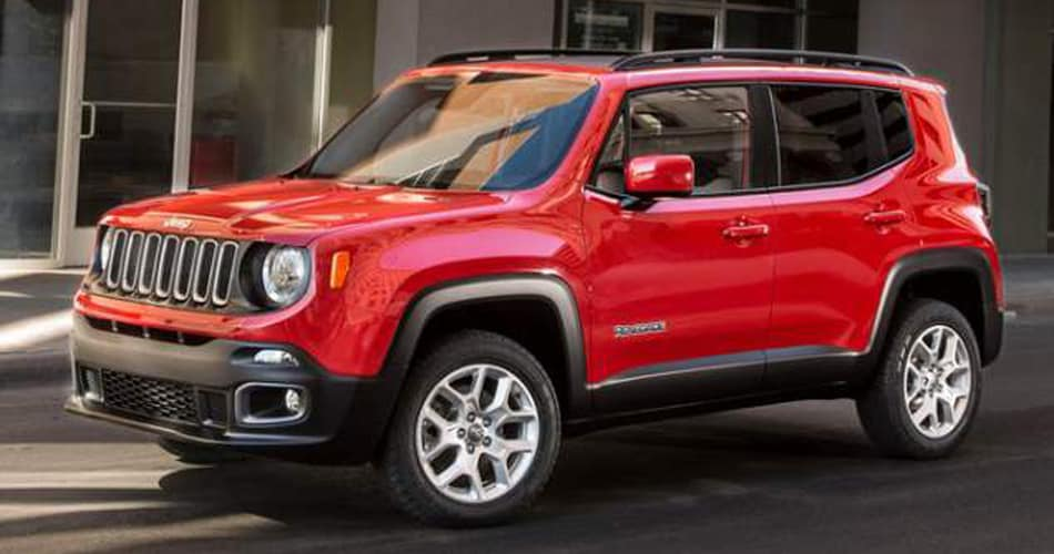 what jeep renegade model - Garden City Jeep