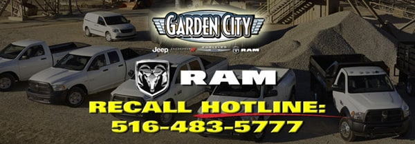 ram truck recalls on long island and queens, ny