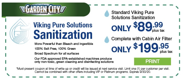 Viking Pure Solutions Sanitization