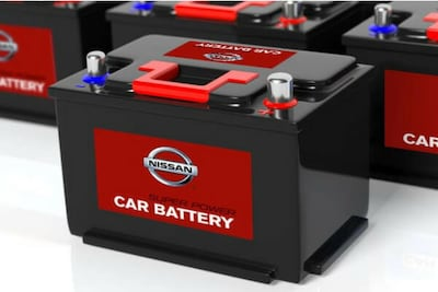 Battery Replacement Offer
