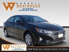 New 2019 Hyundai Elantra SE Sedan for sale near you in Garden Grove, CA
