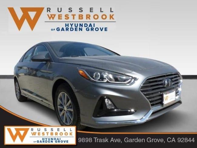 New 2019 Hyundai Sonata SE Sedan in Garden Grove