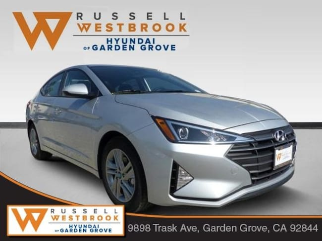New 2019 Hyundai Ioniq EV Limited Hatchback in Garden Grove