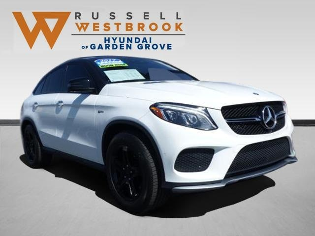 Pre-Owned Featured 2017 Mercedes-Benz AMG GLE 43 4MATIC SUV for sale near you in Garden Grove, CA