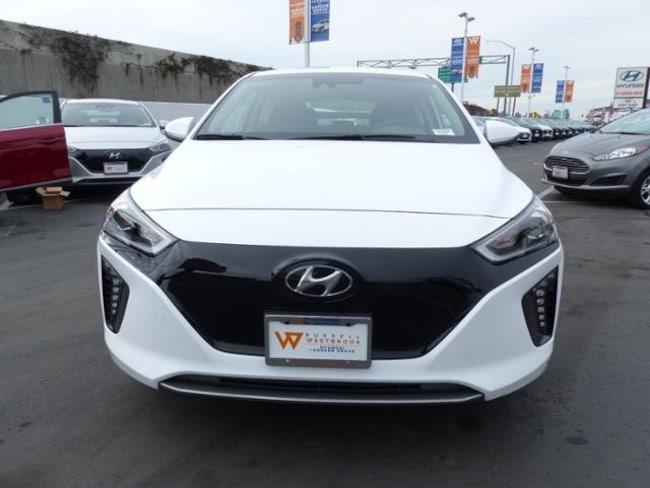New 2019 Hyundai Ioniq EV Limited Hatchback for sale in Anaheim