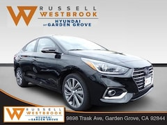 2019 Hyundai Accent Limited Sedan for sale near you in Garden Grove, CA