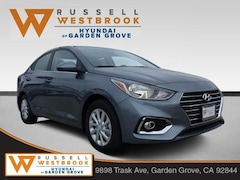 New 2019 Hyundai Accent SEL Sedan in Garden Grove