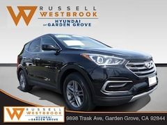 Certified Pre-Owned 2017 Hyundai Santa Fe Sport 2.4L SUV for sale near Santa Ana