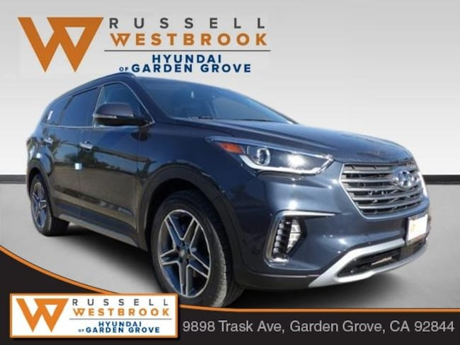 New 2019 Hyundai Santa Fe XL Limited Ultimate SUV in Huntington Beach