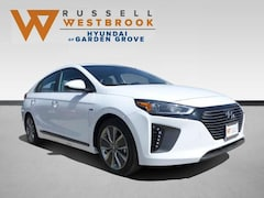 New 2019 Hyundai Ioniq Hybrid Limited Hatchback for sale near you in Garden Grove, CA