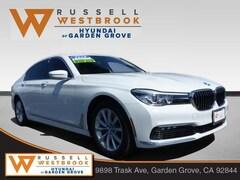 2018 BMW 740i Sedan for sale near you in Garden Grove, CA