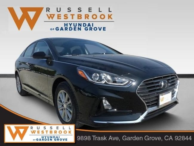 New 2019 Hyundai Sonata SE Sedan in Garden Grove