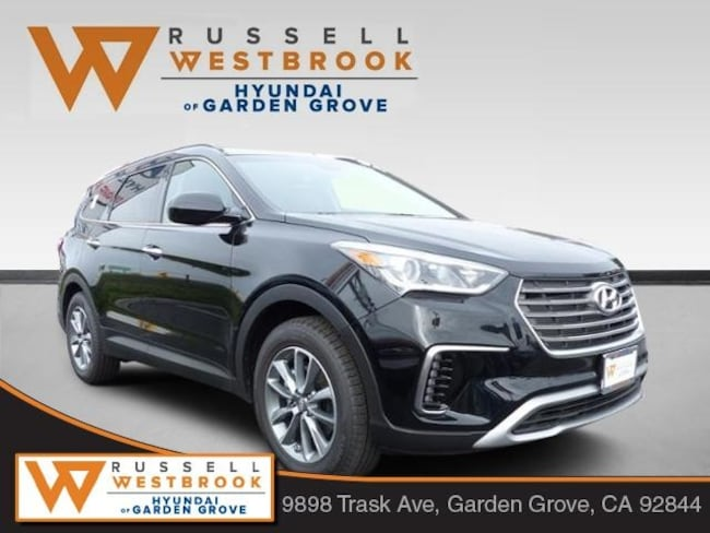 New 2019 Hyundai Santa Fe XL SE SUV in Garden Grove