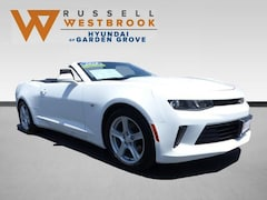 2018 Chevrolet Camaro 1LT Convertible for sale near you in Garden Grove, CA