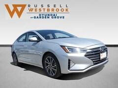 2019 Hyundai Elantra Limited w/SULEV Sedan for sale near you in Garden Grove, CA