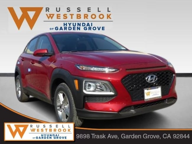 New 2019 Hyundai Kona SE SUV in Garden Grove